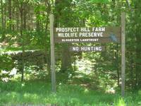 Prospect Hill Sign